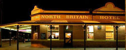 North Britain Hotel - Tourism Canberra