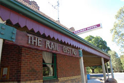 Railway Hotel - Tourism Canberra