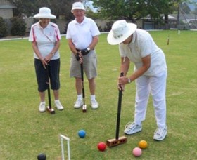 Nowra Croquet Club - Tourism Canberra