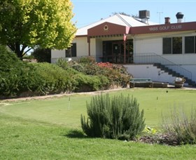 The Yass Golf Club - Tourism Canberra
