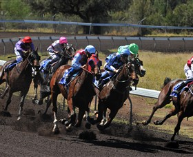 Alice Springs Turf Club - Tourism Canberra