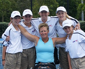 Kendall Tennis Club - Tourism Canberra