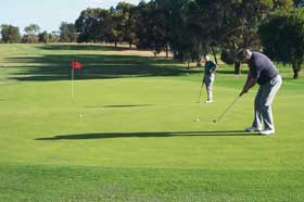 Waikerie Golf Club - Tourism Canberra