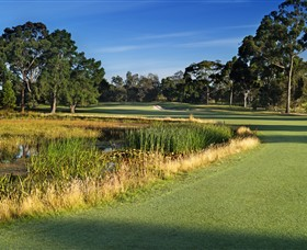 Commonwealth Golf Club - Tourism Canberra