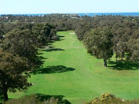 Victor Harbor Golf Club - Tourism Canberra