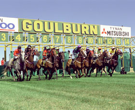 Goulburn and District Racing Club - Tourism Canberra