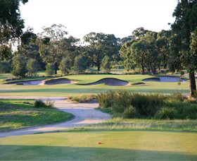Huntingdale Golf Club - Tourism Canberra