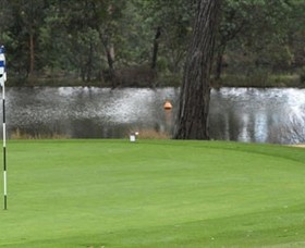 Hepburn Springs Golf Club - Tourism Canberra