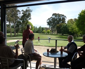 Queanbeyan Golf Club - Tourism Canberra
