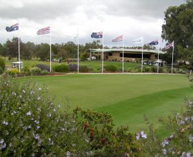 Tocumwal Golf Club - Tourism Canberra