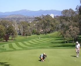Fairbairn Golf Club - Tourism Canberra