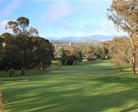 Federal Golf Club - Tourism Canberra