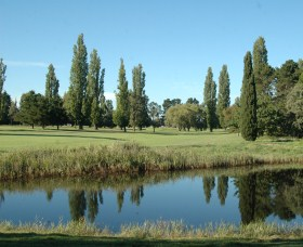 Goulburn Golf Club - Tourism Canberra