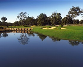 Kooindah Waters Golf Club - Tourism Canberra