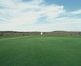 Broken Hill Golf and Country Club - Tourism Canberra