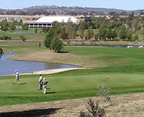 Gungahlin Lakes Golf and Community Club - Tourism Canberra