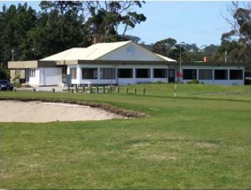 Seabrook Golf Club - Tourism Canberra