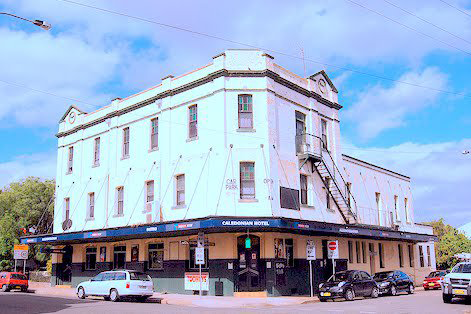 Caledonian Hotel - Tourism Canberra