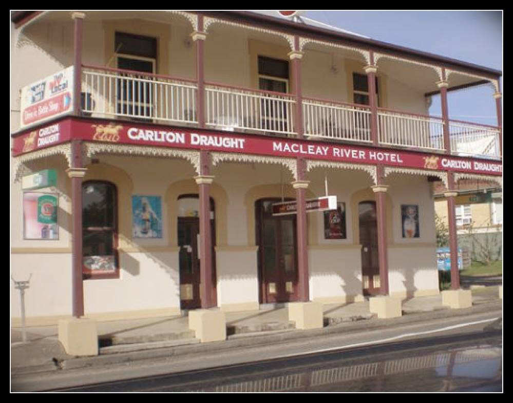 Macleay River Hotel - Tourism Canberra