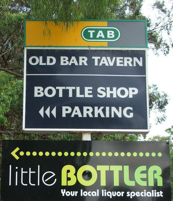 Old Bar Tavern - Tourism Canberra