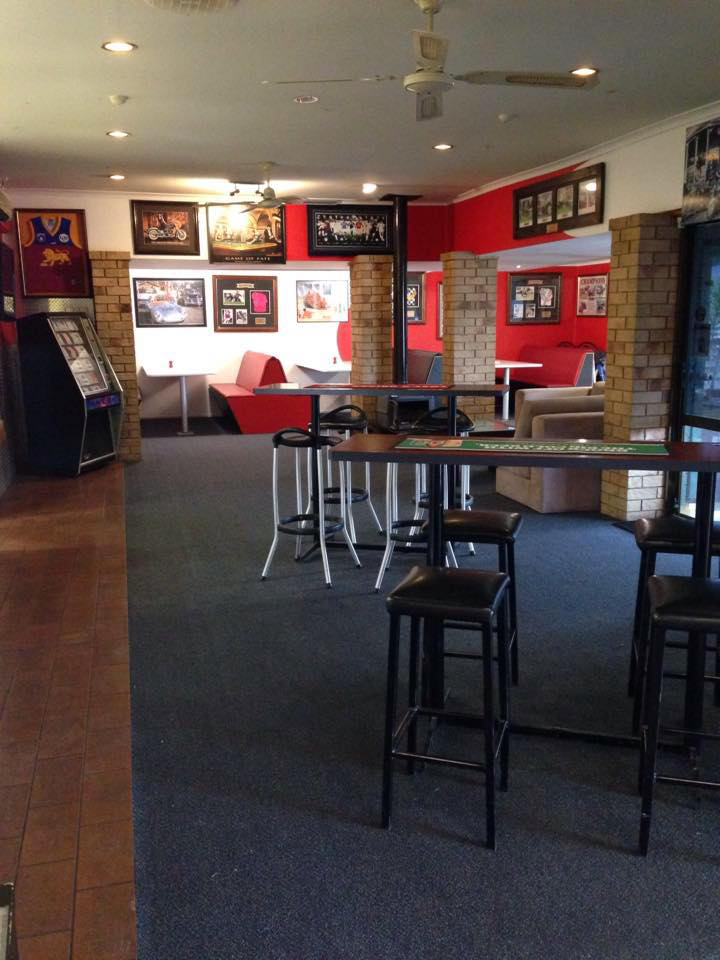 The Back Page Sports Bar  Grill - Tourism Canberra
