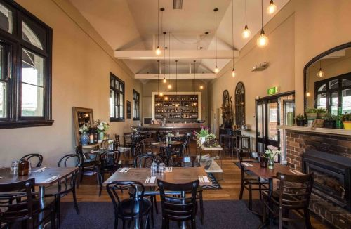 Union Bank Wine Bar - Tourism Canberra