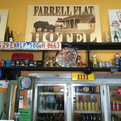 Farrell Flat Hotel South Australia - Tourism Canberra