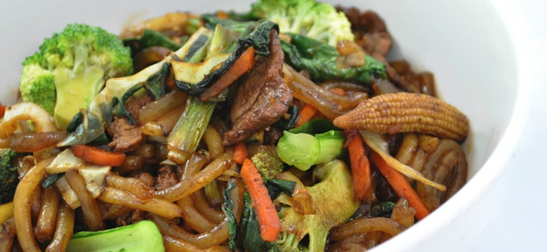 Stir Crazy Noodle Bar - Tourism Canberra