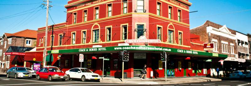 The Coach  Horses Hotel - Tourism Canberra