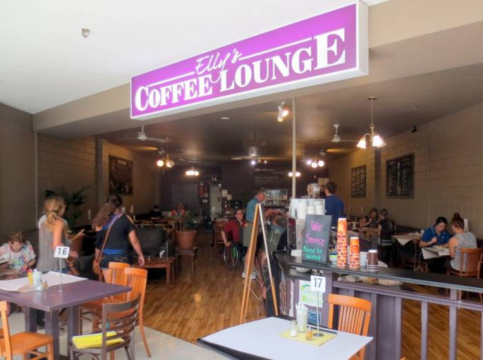 Ellys Coffee Lounge - Tourism Canberra