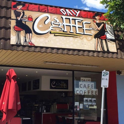 Daly Coffee Den - Tourism Canberra