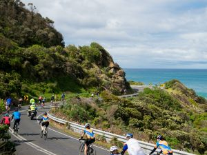 Amy's Great Ocean Road Gran Fondo - Tourism Canberra
