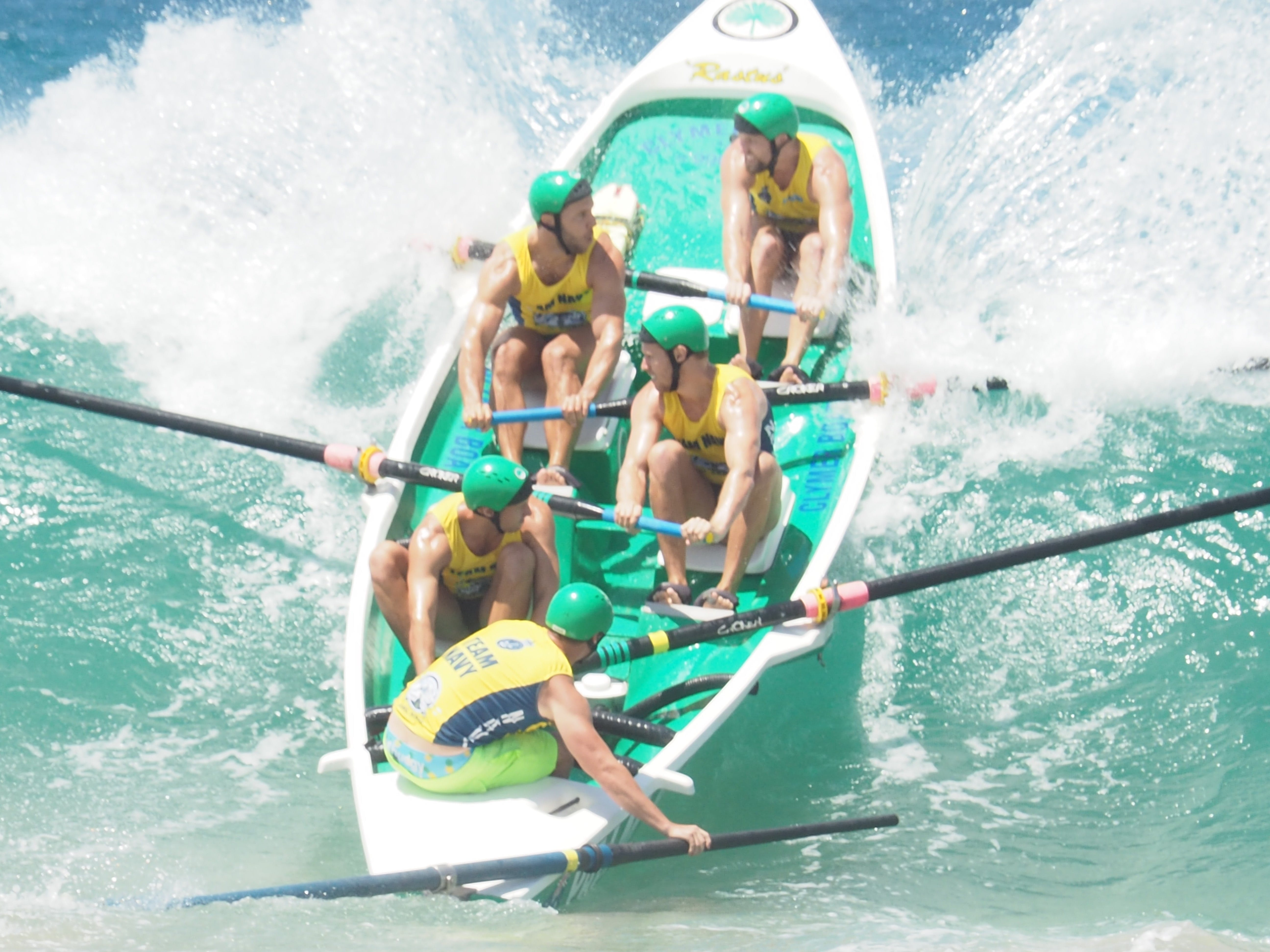 Australian Surf Rowers League Open - Tourism Canberra