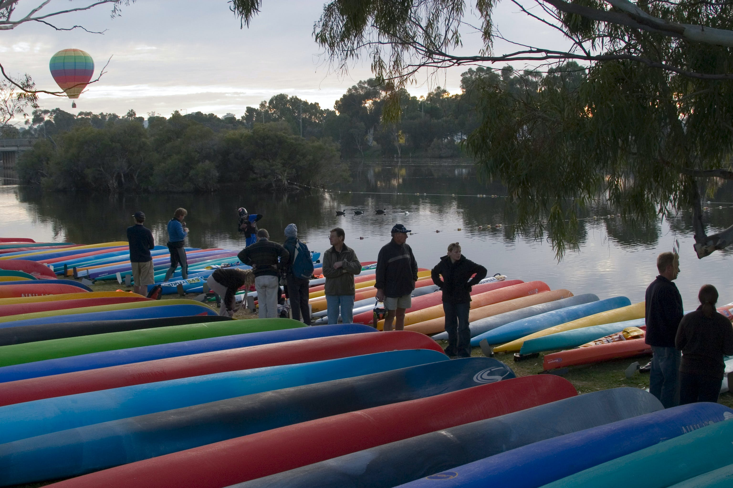 Avon Descent - Tourism Canberra