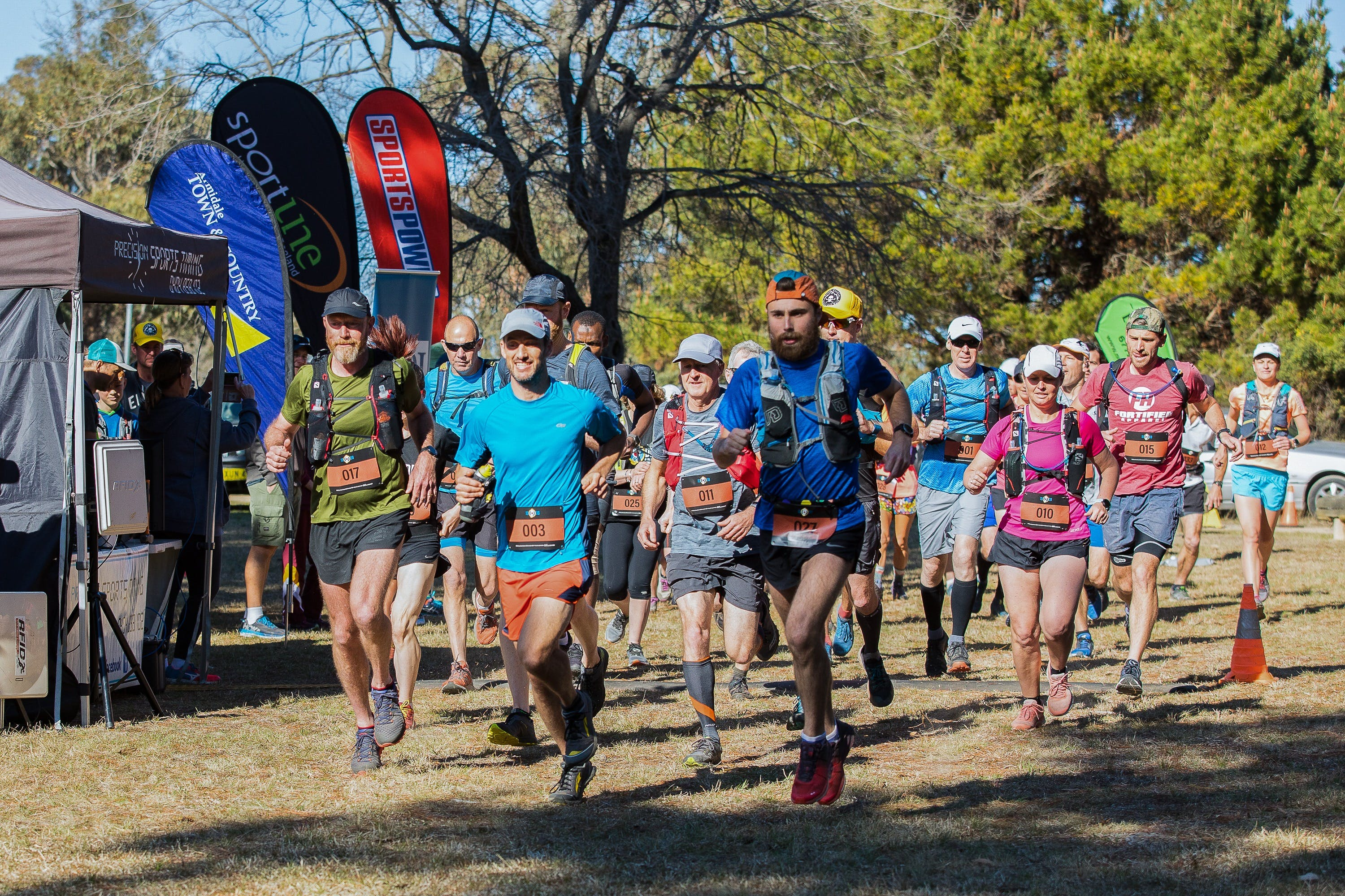 Duval Dam Buster Trail Run - Tourism Canberra