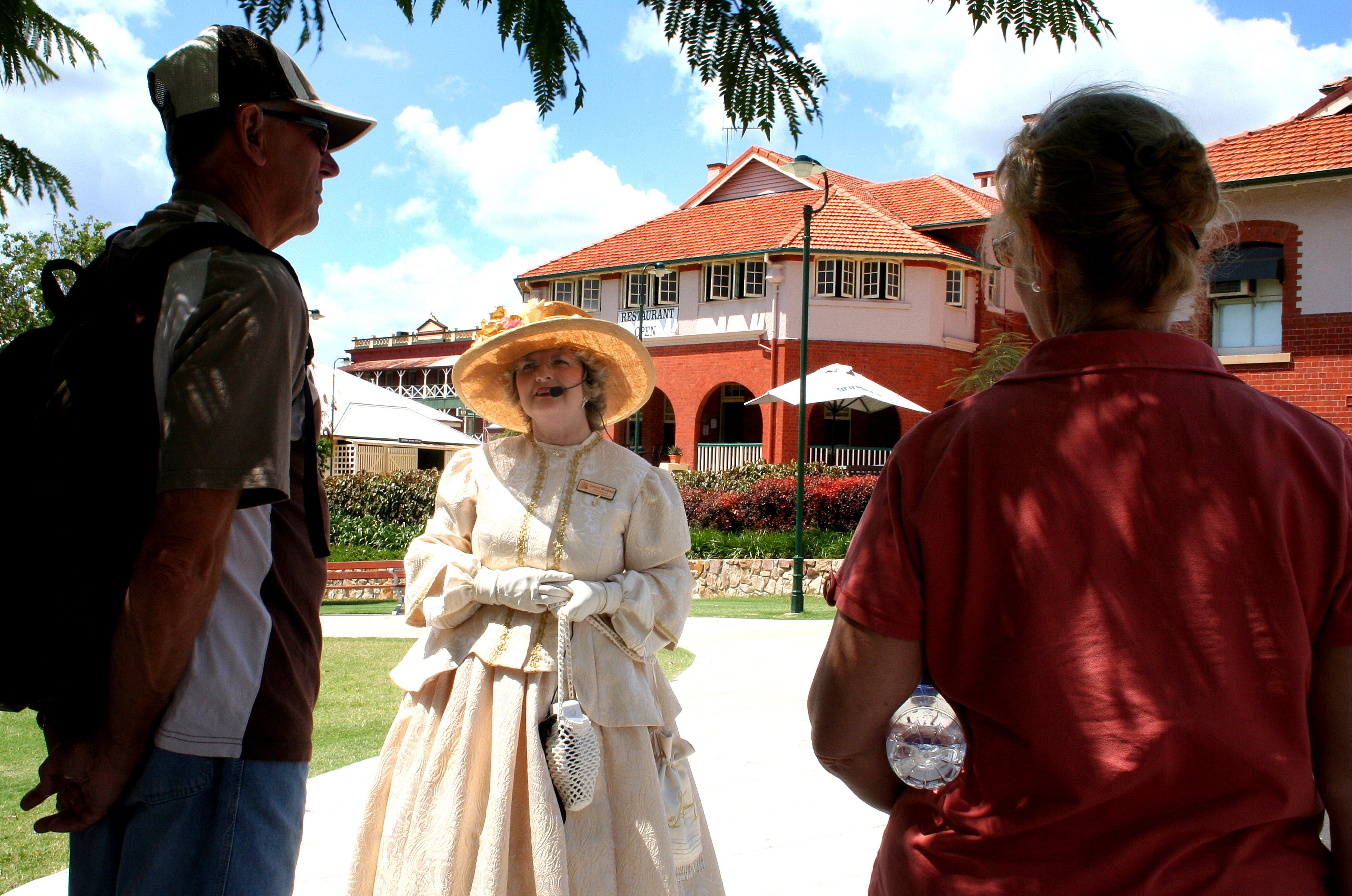Free Guided Maryborough Heritage Walk Tour - Tourism Canberra