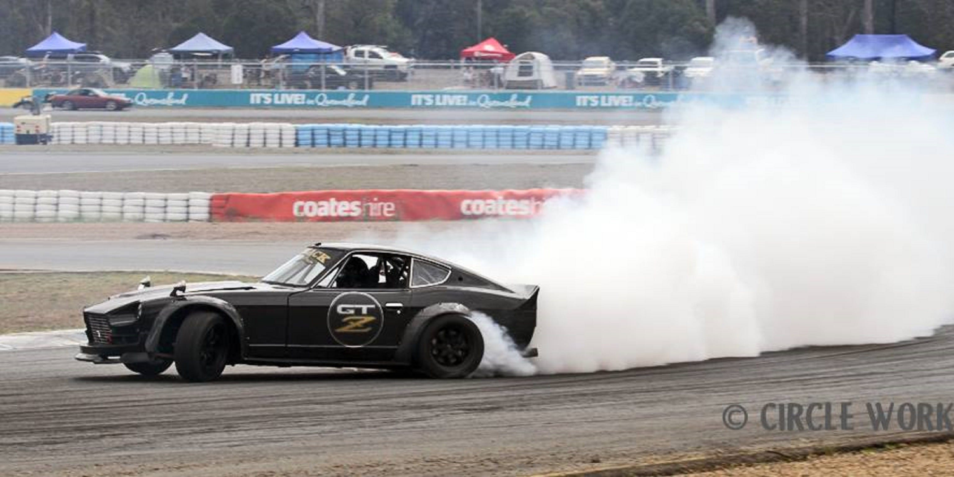 Friday Night Drift - Tourism Canberra