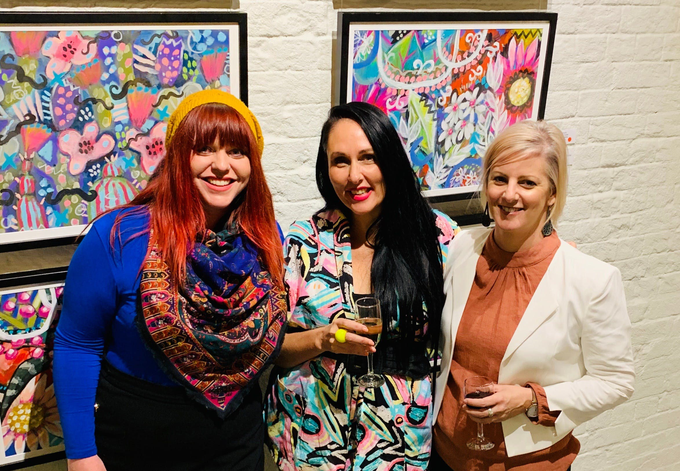 Gatakers Artspace Exhibition Openings - Tourism Canberra