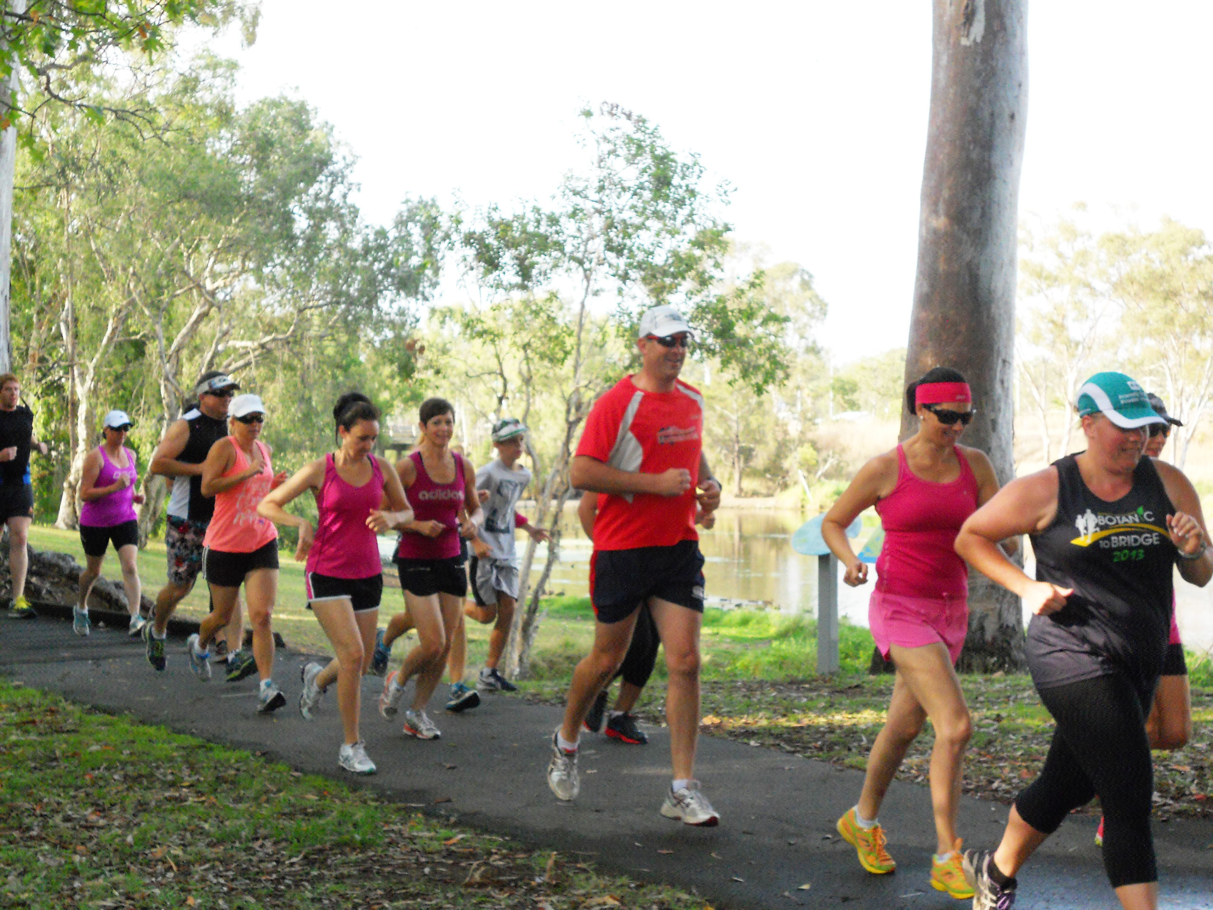 Gladstone Weekly Parkrun - Tourism Canberra