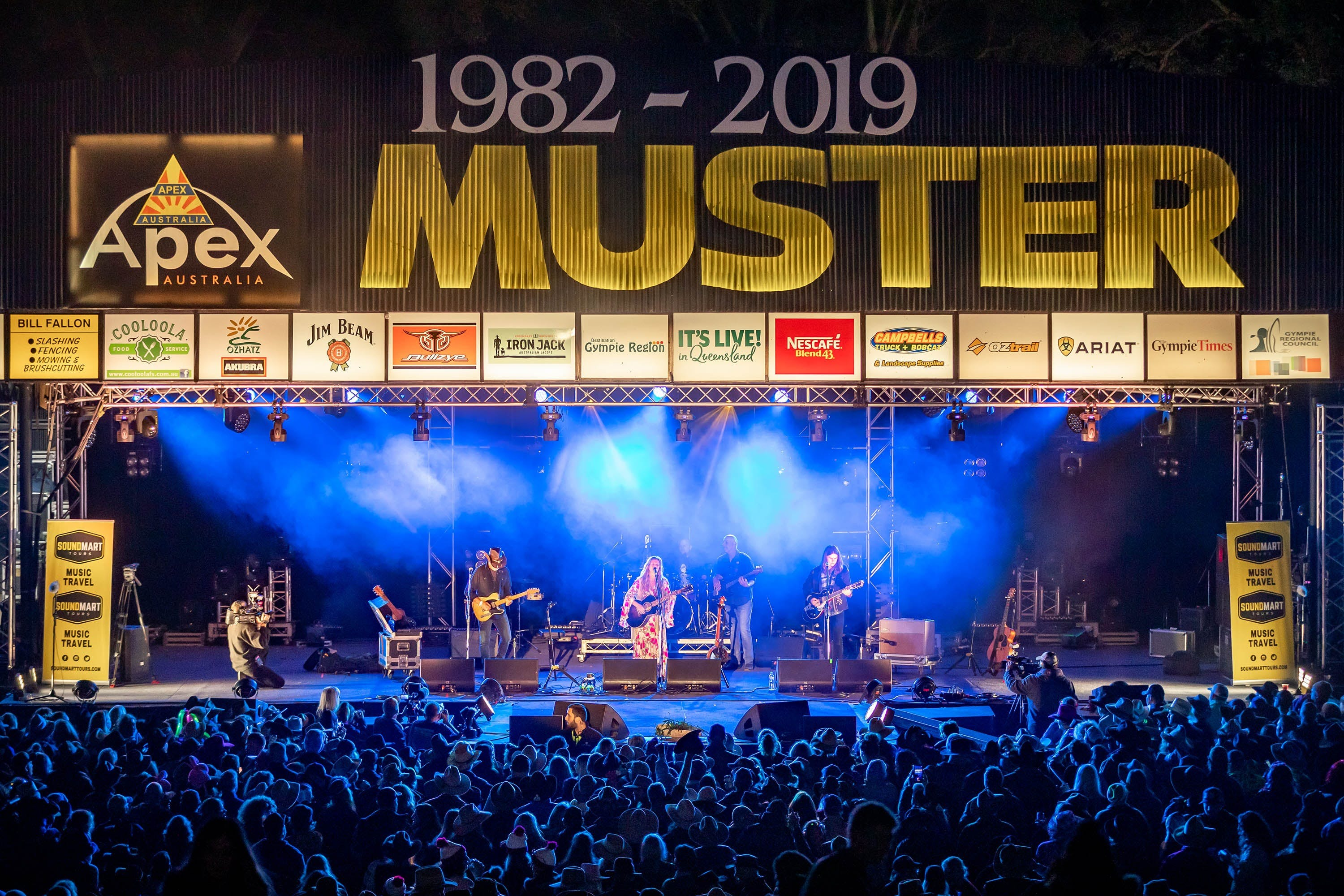 Gympie Music Muster - Tourism Canberra