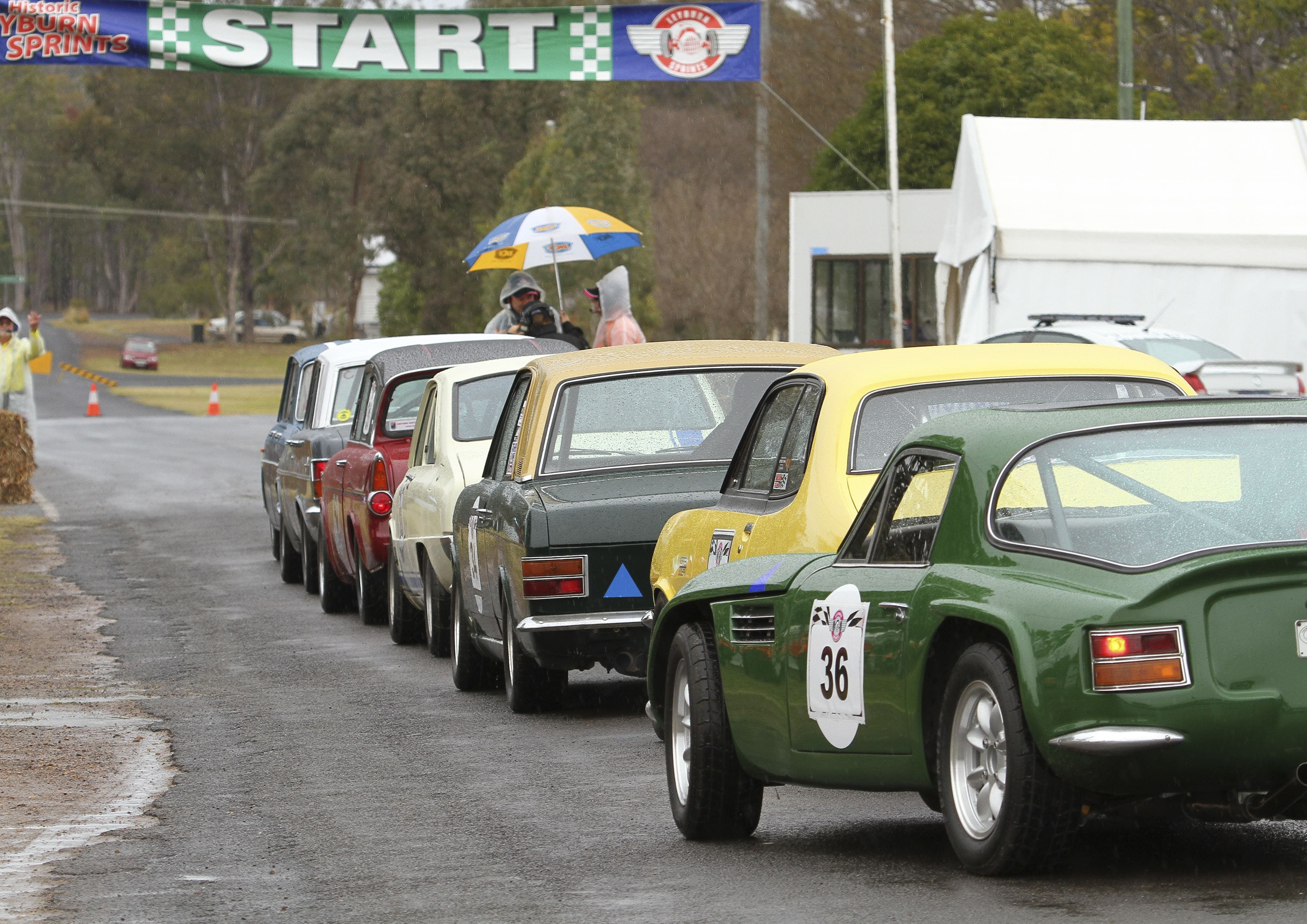 Historic Leyburn Sprints - Tourism Canberra