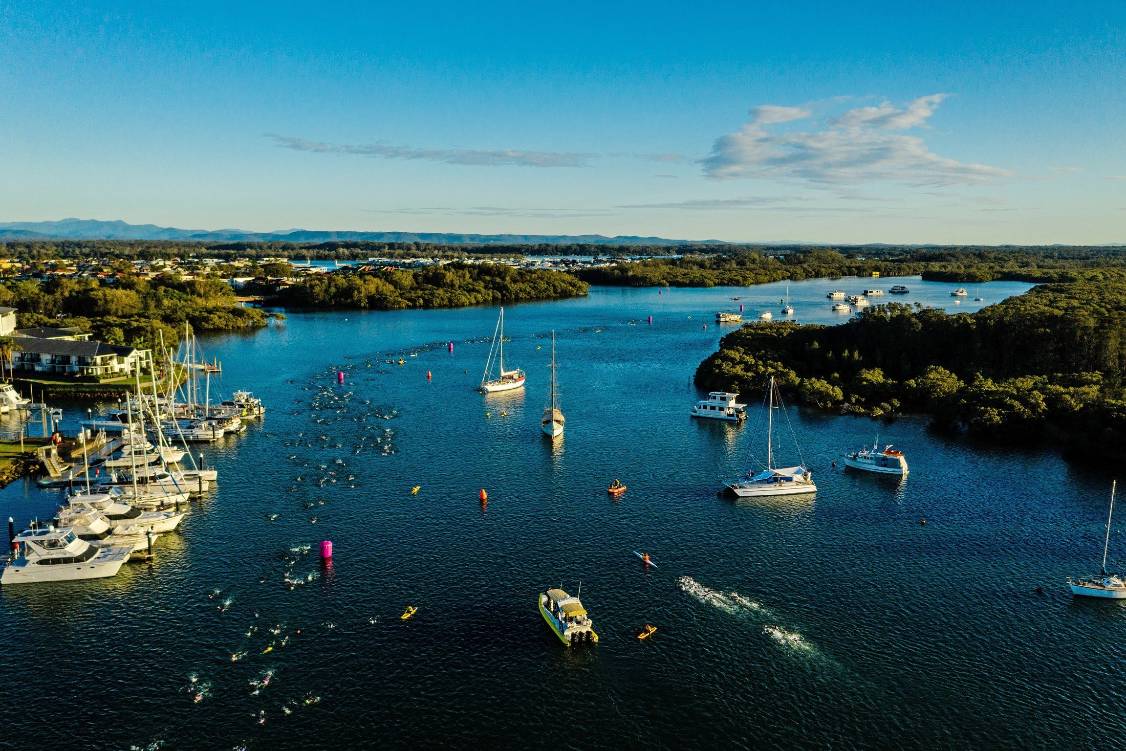 IRONMAN 70.3 Port Macquarie - Tourism Canberra
