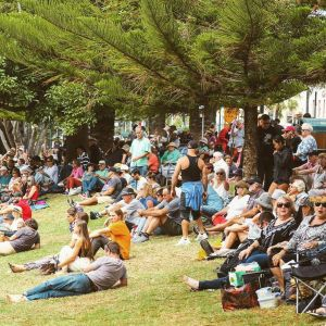 Music in the Park - Tourism Canberra