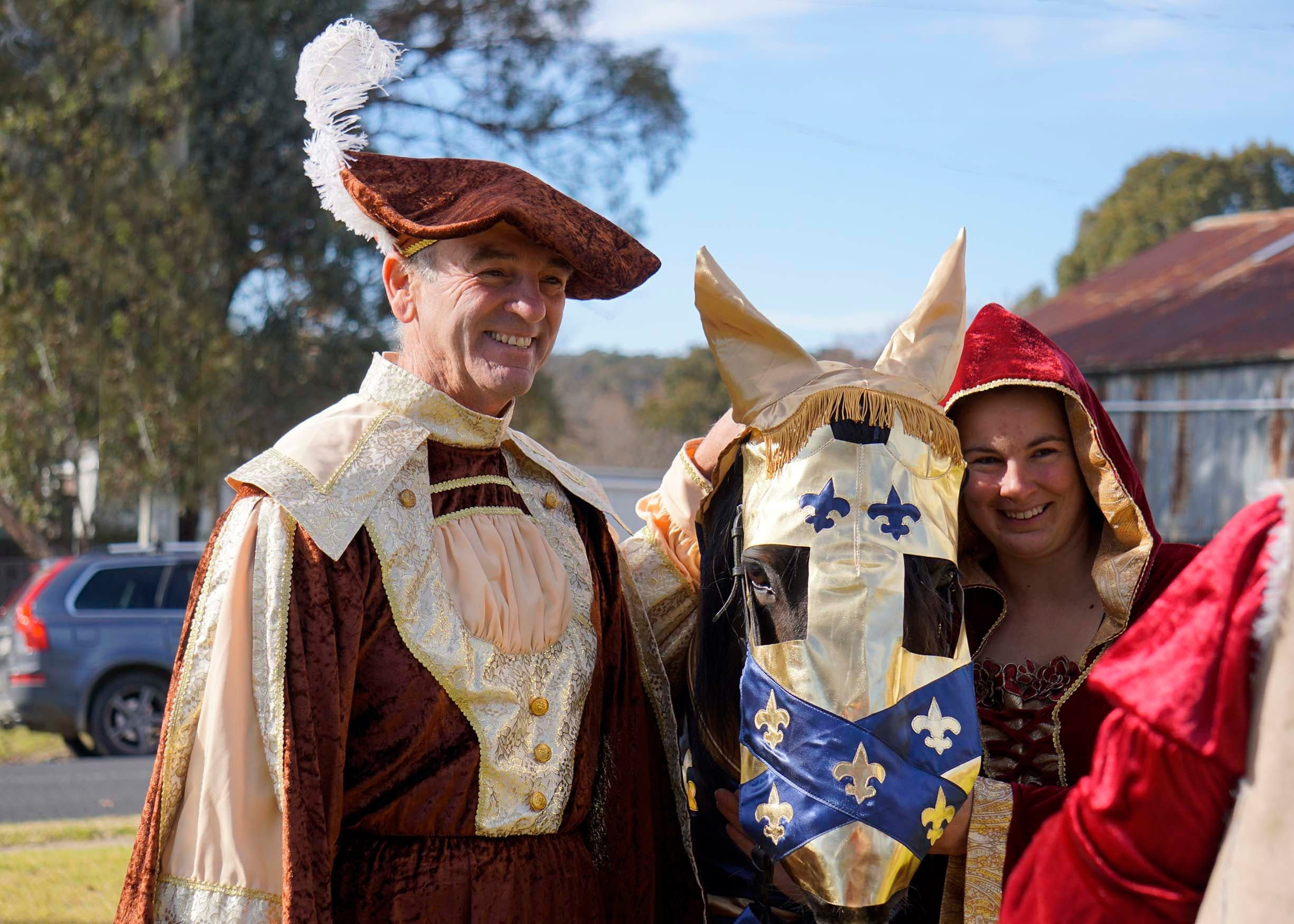 Newbridge Winter Solstice Festival - Tourism Canberra