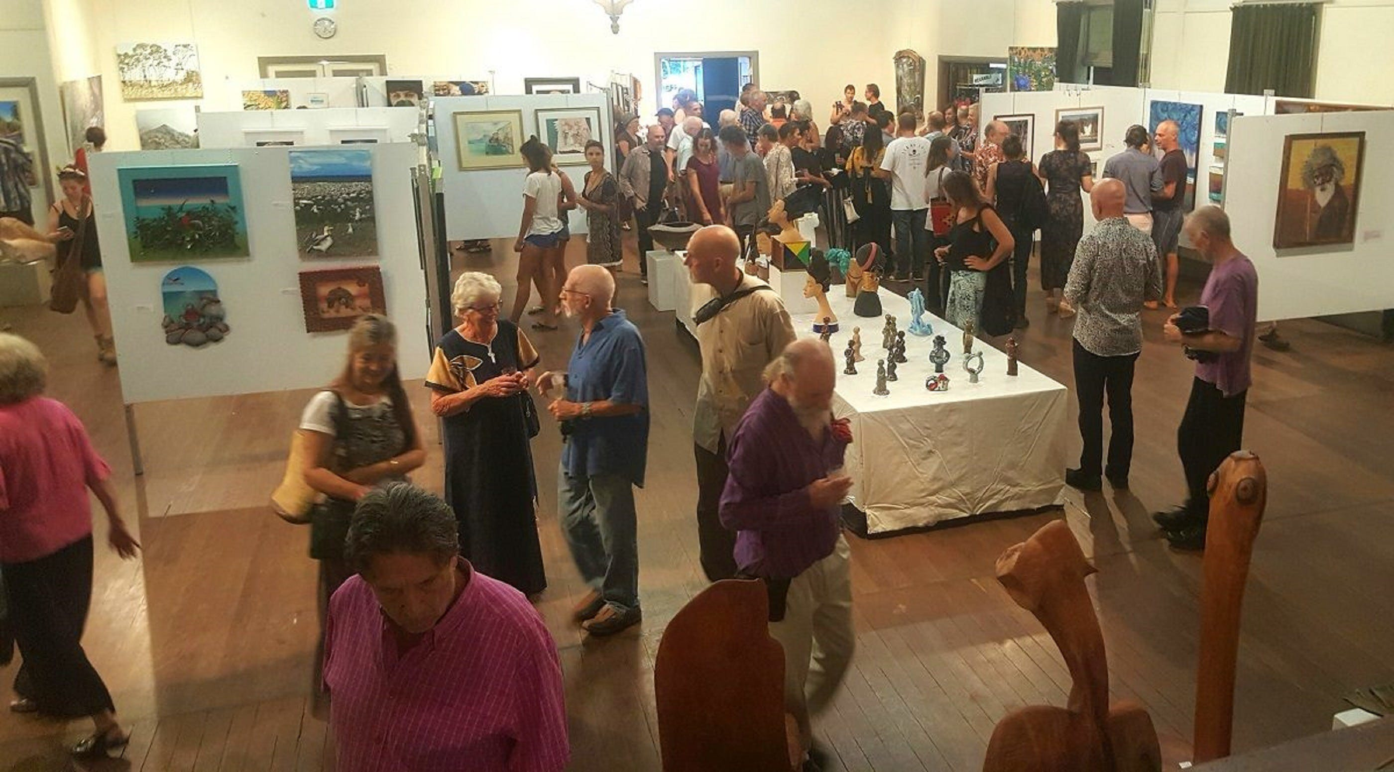 Nimbin Spring Arts Exhibition - Tourism Canberra