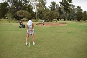 Nine and Dine Golf and Buffet Dinner with Seafood - Tourism Canberra