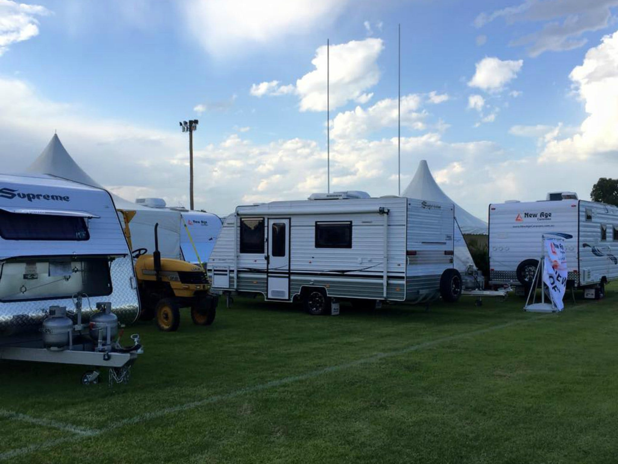 Northern Inland 4x4 Fishing Caravan and Camping Expo - Tourism Canberra