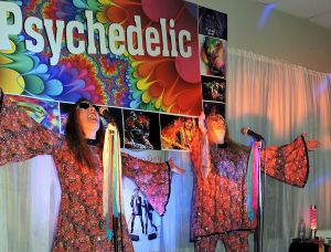 Psychedelic 70s Show The Retro Girls - Tourism Canberra