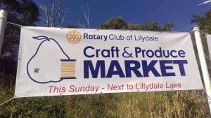 Rotary Club of Lilydale Craft and Produce Market - Tourism Canberra