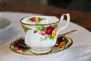 Spring High Tea - First Sitting - Tourism Canberra